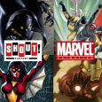 What do Astonishing X-Men: Gifted, Black Panther, Iron Man: Extremis, and Spider-Woman have in common? They'll be getting the animated movie treatment from Marvel and exclusively distributed in the U.S. by Shout! Factory.