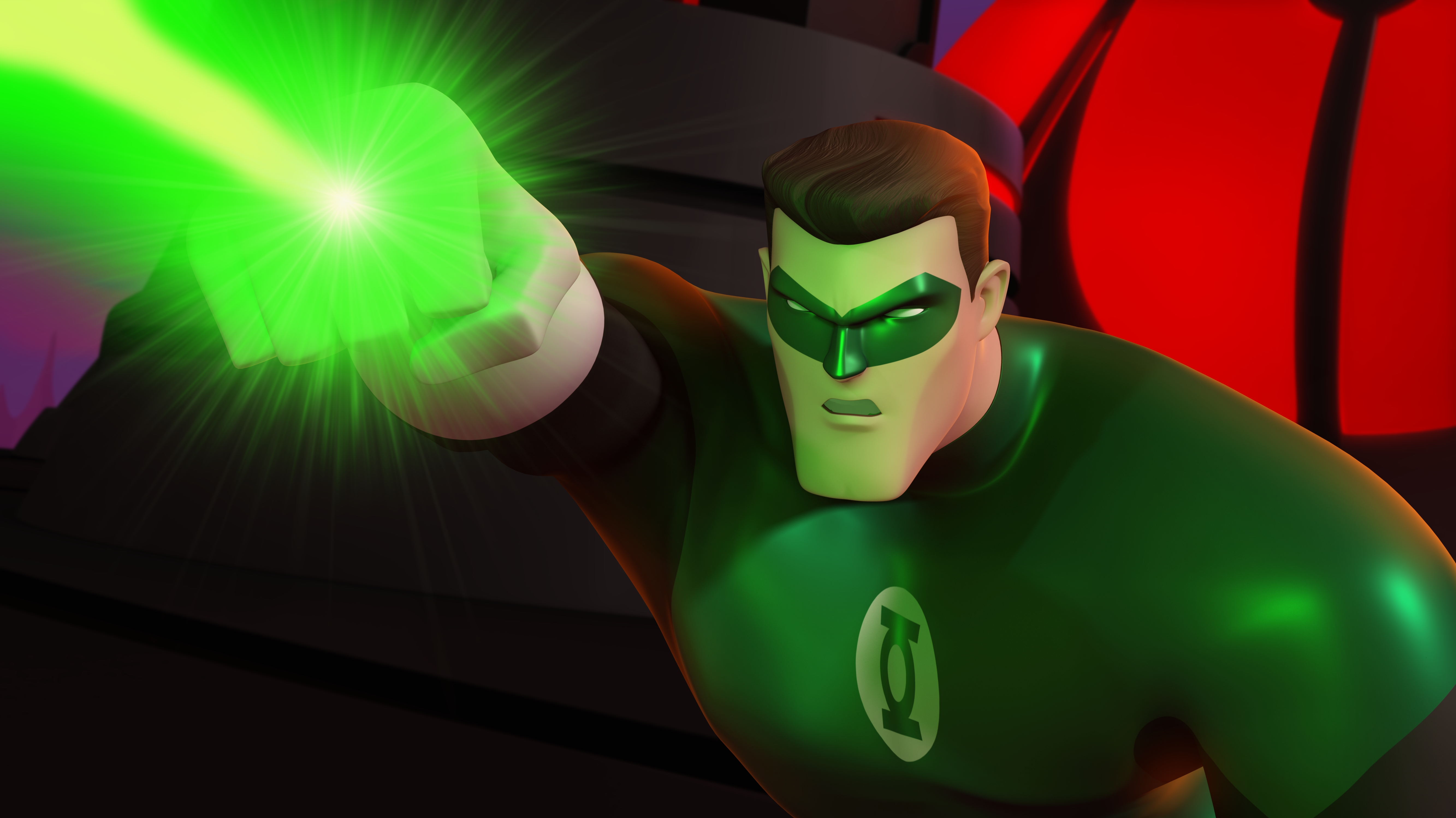 With the release of the Ryan Reynolds-lead flick, you just knew a 'Green Lantern' series was in the pipeline. The only surprise was that they went the cg route as […]